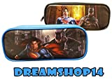 Batman VS Superman Pencil Case/Pouch Design Set of 2