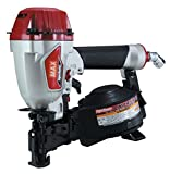 Max CN445R3 Superroofer ROOFING Coil Nailer