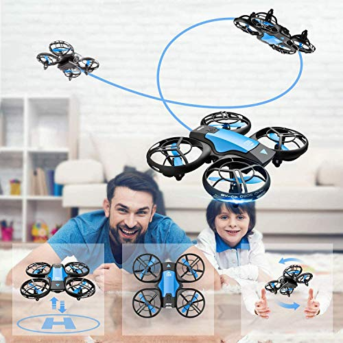 4DRC-V8-Mini-Drone-for-Kids-Hand-Operated-RC-Quadcopter-with-3-Batteries-Longer-Flight-Time-Altitude-Hold-Headless-Mode-Throwing-GO-3D-Flip-and-3-Speed-Modes-Aeroplane-for-Beginners