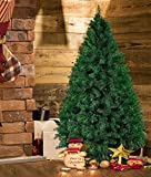 Livebest 7ft Premium Spruce Artificial Christmas Pine Tree Gorgeous Holiday Tree with 1000 Tips