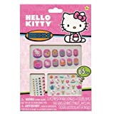 SANRIO Hello Kitty 65 Piece Decorative Nail Art Kit