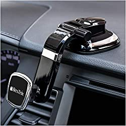 Magnetic Dashboard Smartphone Car Mount, Phone Holder Compatible with All Smartphones by Bestrix