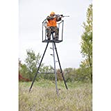 Guide Gear 13' Deluxe Tripod Deer Stand