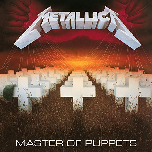 Master of Puppets : Metallica: Amazon.fr: Musique