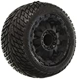 PROLINE 117214 Road Rage 2.8 Traxxas Style Mounted On F-11 Wheel, Black