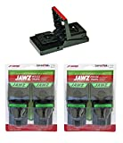 $averPak 4 Pack - Includes 4 JT Eaton Jawz Mouse Traps for use with Solid or Liquid Baits