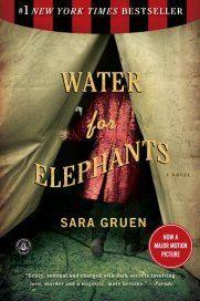 Image result for water for elephants book cover