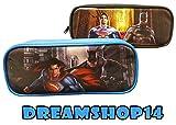 Batman VS Superman Pencil Case/Pouch Design Set of 2