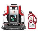 Hoover Spot Cleaner + 32oz PetPlus Pet Stain & Odor Solution Bundle