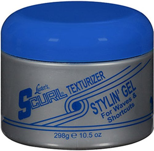 Luster's S-Curl Texturizer Stylin' Gel 10.5 oz (Pack of 12)