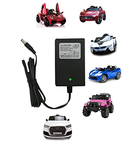 12v kids power wheels car universal charger hello kitty for Pink mercedes benz power wheels