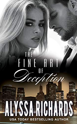 The Fine Art of Deception: A Time Travel Romance Book Series (Book 1) by [Richards, Alyssa]