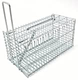 Trap Top - Quality Rat Trap , Rats and Mice Live Humane Cage Trap , One-Door small animal Rodents Catcher, Just Catch & Release..