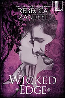 Wicked Edge (Realm Enforcers) by [Zanetti, Rebecca]