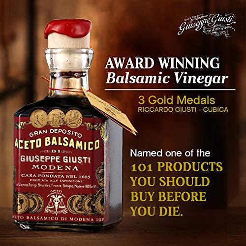 Giuseppe Aged Italian Balsamic Wine Vinegar