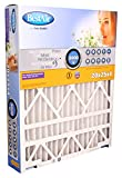 BestAir SG213-BOX-13R Air Cleaning Furnace Filter, MERV 13, Removes Allergens & Contaminants, For Aprilaire/SpaceGard Models, 20' x 25' x 4', 2 Pack