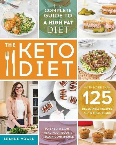 Ketogenic Diet Recipes, Top 10 Best Seller Keto Cookbooks