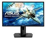 Asus VG248QG 24' G-Sync Compatible Gaming Monitor 165Hz Full HD 1080P 0.5ms DP HDMI DVI Eye Care