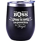 Boss Leaving Gifts, Boss Gifts For Men, Best Funny Christmas Birthday Gifts For Boss, Leaving Moving Appreciation Retirement
