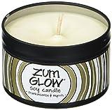 Indigo Wild Zum Glow Soy Candles, Frankincense and Myrrh