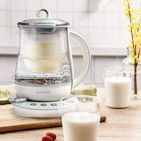 Buydeem-K2683-Health-Care-Beverage-Tea-Maker-and-Kettle-9-in-1-Programmable-Brew-Cooker-Master-15-L-Gray