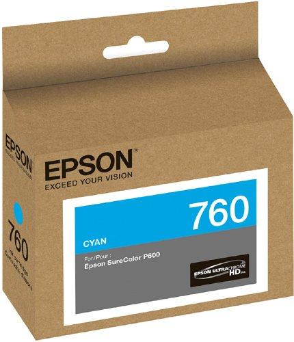 Epson-T760220-UltraChrome-HD-Cyan-Standard-Capacity-Cartridge-Ink