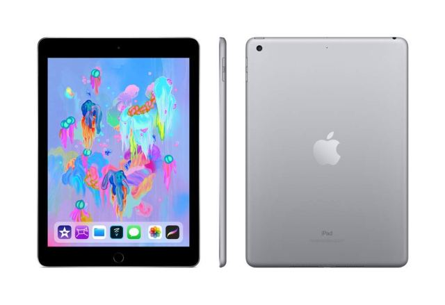 Apple iPad (Wi‑Fi, 32GB) - Space Grau