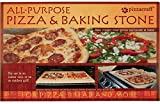 Pizzacraft PC9899 20 x 13.5 Rectangular ThermaBond Baking/Pizza Stone for Oven or Grill