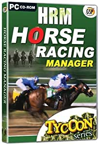 Amazon.com: Horse Racing Manager (PC-CD) Tycoon Series ...