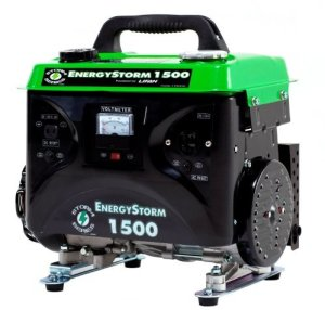Lifan Energy Storm ES1500 1500 Watt 3 HP 97cc OHV 4-Stroke Gas Powered Portable Generator