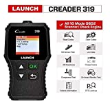 LAUNCH OBD2 Scanner CR319 Code Reader Automotive Engine Light Check Scan, Car Diagnostic Tool with Full OBD II Functions