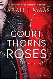 Image result for a court of thorns and roses book cover