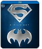 Batman/Superman 9-film Anthology (BD) [Blu-ray]