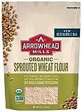 Arrowhead Mills Organic Sprouted Wheat Flour, 16 oz. Bag