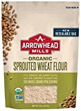 Arrowhead Mills Organic Sprouted Wheat Flour, 16 oz. Bag