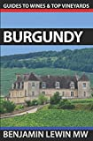 Burgundy (Guides to Wines and Top Vineyards)