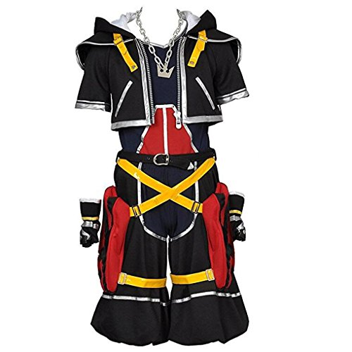 Kingdom Hearts cosplay costumes - Sora 1st Original Colour Medium