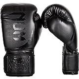 Venum Challenger 2.0 Boxing Gloves - Black/Black - 16-Ounce