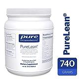 Pure Encapsulations - PureLean - Vegetarian Protein for Healthy Weight Management** - Natural Vanilla Bean Flavor - 680 Grams