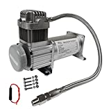 Viking Horns V101C Heavy-Duty 150 PSI Air Compressor for Train Horns