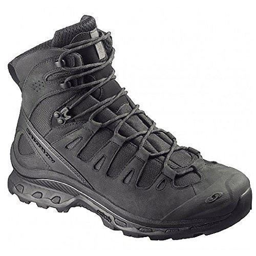 Salomon Quest 4D Forces Black / 10
