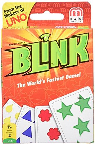 Mattel Games Blink – The World's Fastest Game!