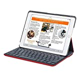 Logitech Canvas Keyboard Folio Case for iPad Air 2 -Red (920-007273) Will NOT Fit Other model iPad, will Only Fit iPad Air 2
