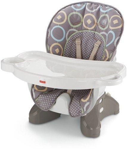 Fisher-Price SpaceSaver High Chair, Luminosity