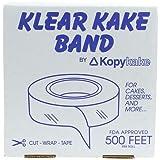 Klear Kake Band by Kopykake 2.5 inch 1 box, 500 ft
