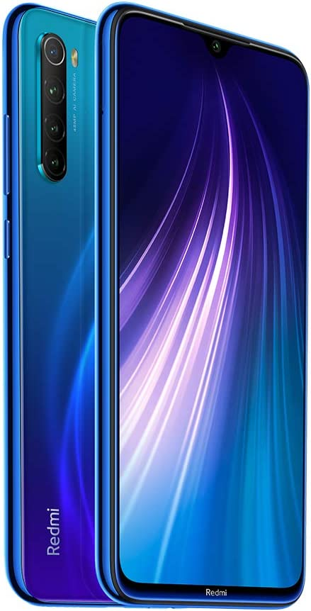 Redmi Note8 4+64Gb Blue EU