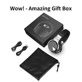 COWIN-E7-Active-Noise-Cancelling-Headphones-Bluetooth-Headphones-with-Microphone-Deep-Bass-Wireless-Headphones-Over-Ear-Comfortable-Protein-Earpads-30-Hours-Playtime-for-TravelWork-Black