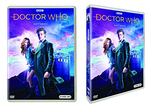 Doctor-Who-The-Matt-Smith-Collection-DVD