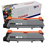 HIINK Compatible Toner Replacement for Brother TN660 TN630 Toner Use in DCP-L2520DW DCP-L2540DW HL-L2300D HL-L2360DW HL-L2320D HL-L2380DW HL-L2340DW MFC-L2700DW MFC-L2720DW MFC-L2740DW(Black, 2-Pack)