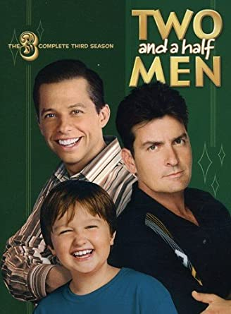 Image result for TWO AND A HALF MEN